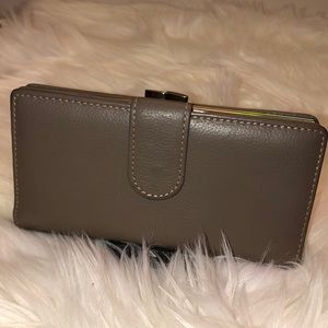 KISS Leather Wallet Very Good Condition